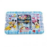 Disney Pencil Box with Stationary