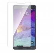 Mica Cristal Templado Para Samsung N910 Galaxy Note 4 Glass 9H - Transparente