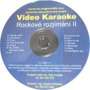 Video Karaoke Rockové rozjímanie II