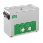 Ultrasonic cleaner - 4 litres - 120 W - Basic