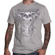 hardcore póló férfi - Demon - HYRAW - HY005