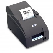 Epson TM-U220PD Impresora Tickets Negra
