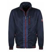 Giorgio Di Mare Winter Coat Long Sleeved Sweater Navy GI4344136