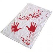 Asciugamano insaguinata BLOOD BATH TOWEL
