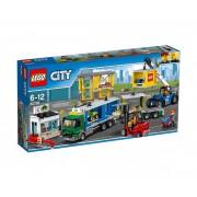 LEGO City Town 60169 - Товарен терминал