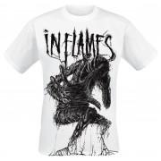 In Flames Big Creature Herren-T-Shirt - Offizielles Merchandise S, M, L, XL, XXL Herren