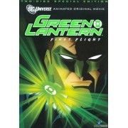Green Lantern: First Flight [2 Discs] [DVD] [2009]