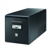 POWER WALKER UPS POWER WALKER LINE-I 1000VA 2xSCHUKO+2xIEC RJ USB LCD