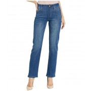 Liverpool Gia GliderRevolutionary Pull-On Straight Jeans in Cartersville Cartersville