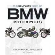 Motorbooks Intl The Complete Book of BMW Motorcycles