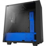 Carcasa NZXT S340 Elite Black Blue