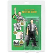 Figures Toy Company Three Counting And Talking Wrestling Referee Action Figure