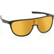Oakley TRILLBE Shield Sunglass(Orange)