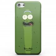 Rick and Morty Funda Móvil Rick y Morty Rick Pepino para iPhone y Android - Samsung S7 Edge - Carcasa rígida - Brillante
