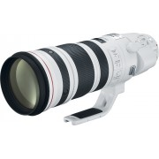 Canon - EF 200-400mm f/4L IS USM Super Telephoto Lens for Most EOS SLR Cameras - White