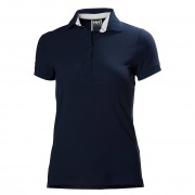 Helly Hansen Womens Crewline Polo S Blue