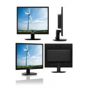 "Monitor IPS, Philips 19"", 19S4QAB, 14ms, 20Mln:1, DVI, 5:4, 1280x1024"