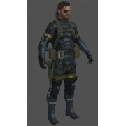 METAL GEAR SOLID V: THE PHANTOM PAIN - SNEAKING SUIT (THE BOSS) DLC - STEAM - PC - WORLDWIDE