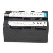 ER SONY Sony NP F750 / 770/730 De La Batería 2400mAh 7.2V.