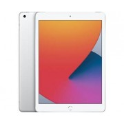 """Apple iPad (8th gen) 10.2"""" 32GB Wi-Fi + Cellular - Silver"""
