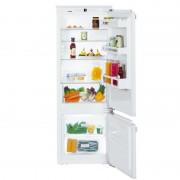 Combina frigorifica incorporabila ICP 2924, Clasa A+++, 241 L, SmartFrost, H 158 cm