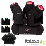 Ibiza Moving Head LED LMH250LED-TRI