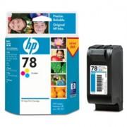 HP 78 Ink Cartridge - Cyan, Magenta, Yellow