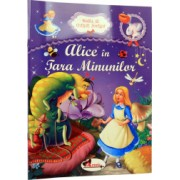 Bunica ne citeste povesti - Alice in Tara Minunilor