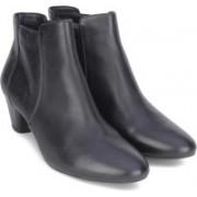 Clarks Denny Diva Boots For Women(Black)
