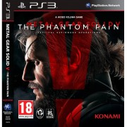 Videojuego Metal Gear Solid V The Phantom Pain PS3 - Fisico