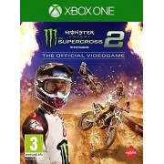 Xbox One Monster Energy Supercross 2 - The Official Videogame