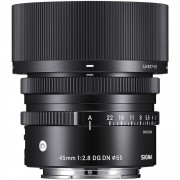 Sigma 45mm f/2.8 DG DN Contemporary Lens for Sony E mount