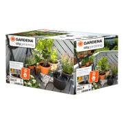Set pentru udarea automata a plantelor Gardena