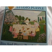 Bits and Pieces Marie Fox Birthday in May 1000 Piece Jigsaw/studio Puzzle