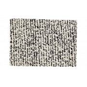 NANIMARQUINA tappeto Black on White MANUSCRIT