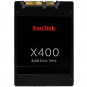 "SSD 2.5"", 128GB, SANDISK X400, 7mm, SATA3 (SD8SB8U-128G-1122)"
