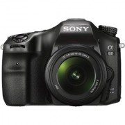Sony Alpha a68 (With SAL18552 Lens) 24.2MP DSLR Camera (Black)
