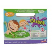 Glibbi Slime - Pudra pentru baie, verde