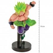 Action Figure Dragon Ball Broly Super Sayajin Full Power Z Battle 34847/34848