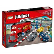 Lego Carros, corrida final das 500 milhas, 10745 Juniors