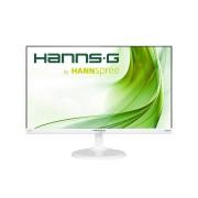 "Hannspree Hanns.G HS246HFW 23.6"" Full HD Opaco Bianco LED Display"