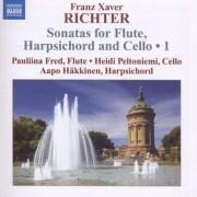 F.X. Richter - Sonate Da Camera For Flut (0747313202973) (1 CD)