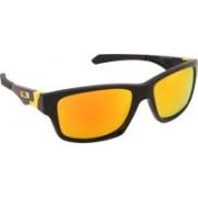Oakley JUPITER SQUARED Wayfarer Sunglass(Yellow)