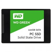 """WD Green SSD 120GB, 2.5"""", SATA III - WDS120G2G0A 2.5'', SATA III, 120GB, do 545 MB/s"""