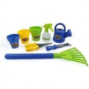 Little Gardeners 8 Piece Gardening Tool Set for Kids