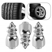 AST Works 100x9mm Screw in Tire Stud Snow Spikes Racing Track Tire Ice Studs Car/Truck/ATV