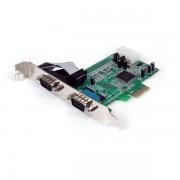 Tarjeta Adaptadora PCI-Express PCIE 2ptos serial RS232, PEX2S553