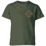 Natural History Museum Camiseta Natural History Museum Abejas - Niño - Verde oscuro - 5-6 años - Forest Green