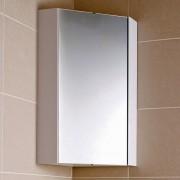 Hudson Reed Armoire miroir d'Angle de Salle de Bains H. 65cm - Design