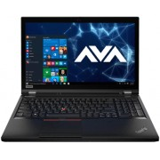 "Lenovo Lenovo ThinkPad P53 (Procesor Intel® Core™ i7-9850H (12M Cache, up to 4.60 GHz), Coffee Lake, 15.6"" FHD, 32GB, 1TB SSD, nVidia Quadro RTX 4000 @8GB, FPR, Win10 Pro, Negru)"